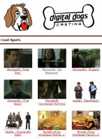 Digital Dogs Casting